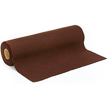 Filz, Stärke 0,9 mm, 10 m Rolle, dunkelbraun