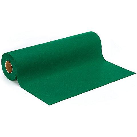 Image of Filz, Stärke 2 mm, 5 m Rolle, dunkelgrün