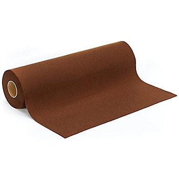 Filz, Stärke 2 mm, 5 m Rolle, dunkelbraun