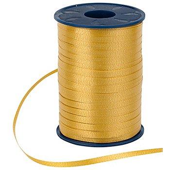 Geschenkband, gold, 5 mm, 500 m