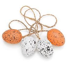 Gesprenkelte Eier, 12er Pack
