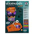 """Ursus Kit créatif boîtes cadeaux """"Spooky"""", 6 boîtes"""