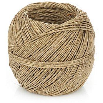 Cordelette en fibres naturelles, 1,5 mm Ø, 80 m