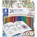Set de crayons de couleur, 24 pcs.