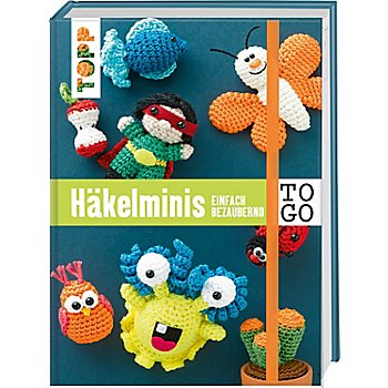Buch 'Häkeln to go: Häkelminis'