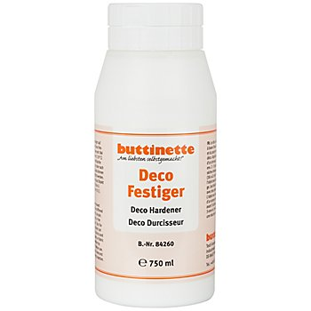 buttinette Deco Festiger, 750 ml
