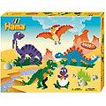 """Hama Bügelperlen-Set """"Dinosaurier"""""""