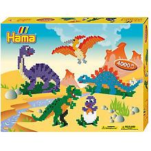 Hama Bügelperlen-Set 'Dinosaurier'