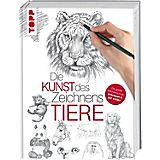 """Buch """"Die Kunst des Zeichnens Tiere"""