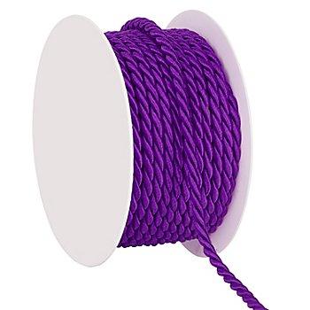 Cordelette, violet, 4 mm, 10 m