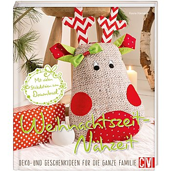 Buch 'Weihnachtszeit – Nähzeit'