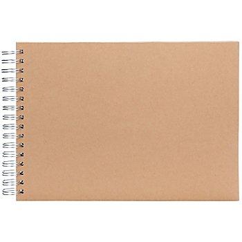 Pappalbum, quer, ohne Sichtfenster, 30 x 21 cm, 30 Blatt
