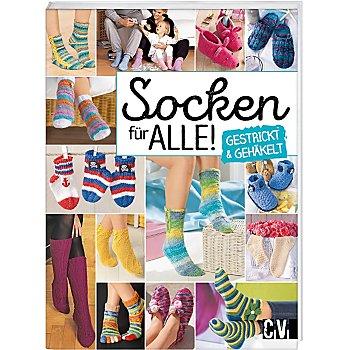 Buch 'Socken für alle!'