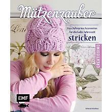 Buch 'Mützenzauber – Kuschelwarme Accessoires für die kalte Jahreszeit stricken'