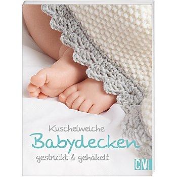 Buch 'Kuschelweiche Babydecken'