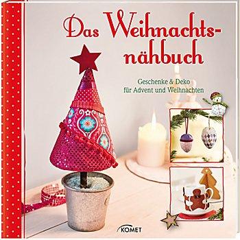 Buch 'Das Weihnachtsnähbuch'