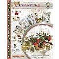 "3D-Bastelmappe ""Christmas Vintage"""