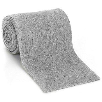 Filzband, grau, 13 cm, 1,5 m