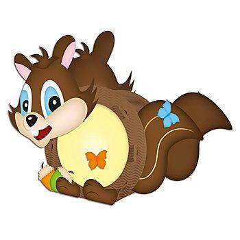 Ursus Laternen-Komplettset 'Eichhörnchen' - bereits vorgestanzt