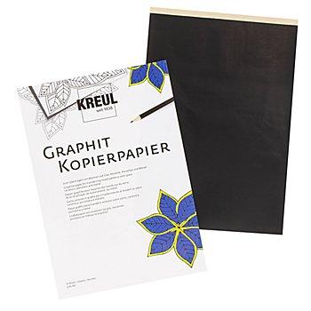 C. Kreul Papier de graphite, 10 feuilles