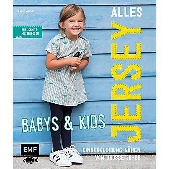 Buch 'Alles Jersey - Babys & Kids'