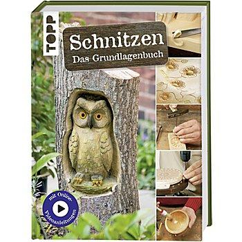 Buch 'Schnitzen – Das Grundlagenbuch'