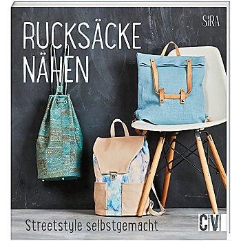 Buch 'Rucksäcke nähen'