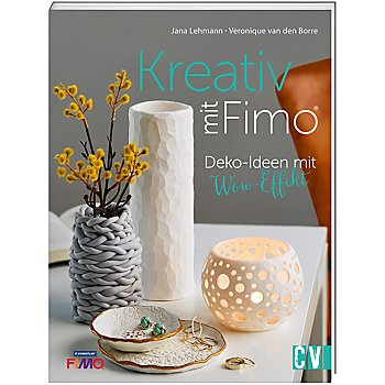 Buch 'Kreativ mit Fimo®'