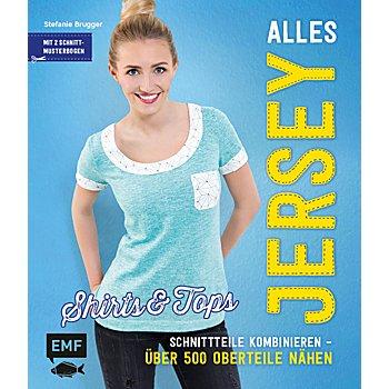 Buch 'Alles Jersey - Shirts & Tops'