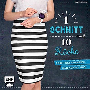 Buch '1 Schnitt - 10 Röcke'