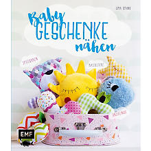 Buch 'Babygeschenke nähen'