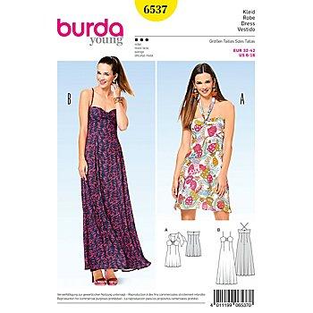 burda Schnitt 6537 'Bustierkleid'