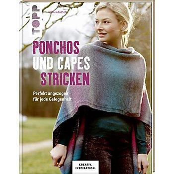 Buch 'Ponchos und Capes stricken'
