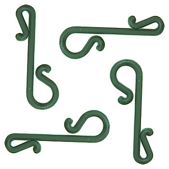 Weihnachtskugel-Aufhänger, grün