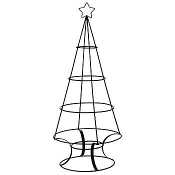 Metall-Weihnachtsbaum, 82,5 cm