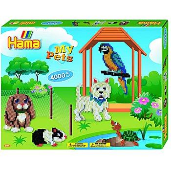 Hama Bügelperlen-Set 'Haustiere'