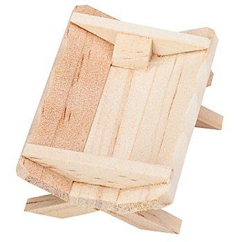 Krippenbarren aus Holz
