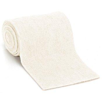 Filzband, weiß, 13 cm, 1,5 m