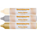 "buttinette Perlen-Maker Set ""Edel"" 3x 30 ml"