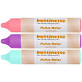 "buttinette Perlen-Maker Set ""Pastell"" 3x 30 ml"