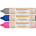 "buttinette Perlen-Maker Set ""Trend"" 3x 30 ml"