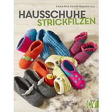Buch 'Hausschuhe strickfilzen'