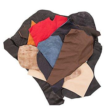 Leder-Reste, Inhalt: 500 g