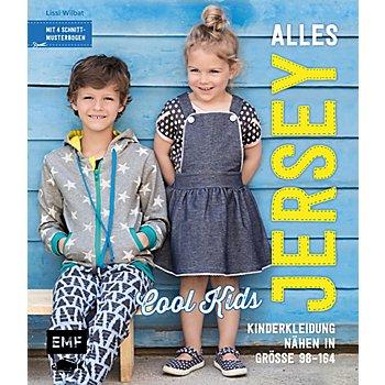 Buch 'Alles Jersey – Cool Kids'