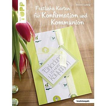 Buch 'Festliche Karten für Konfirmation und Kommunion'