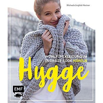Buch 'Hygge – Wohlfühlkleidung im Oversize-Look häkeln'