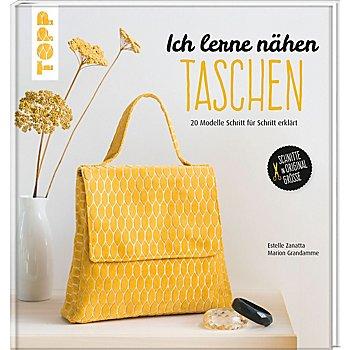 Buch 'Ich lerne nähen: Taschen'