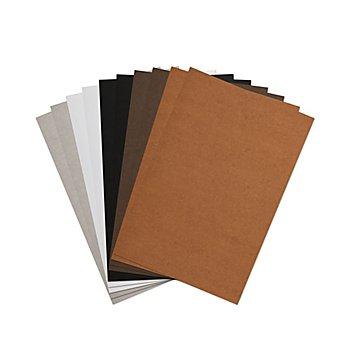 SnapPap Set de papier lavable, 21 x 29,7 cm, 10 feuilles