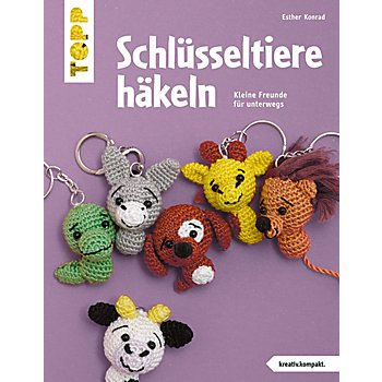 Buch 'Schlüsseltiere häkeln'