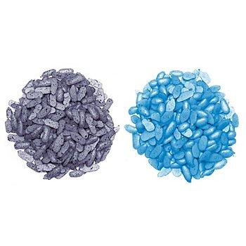Colorants pour cire à bougie, turquoise/gris